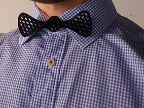 Bow Tie (on a button)