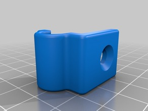 Cable Clip for Aluminum Extrusion