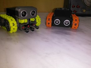 top cover for smars robot