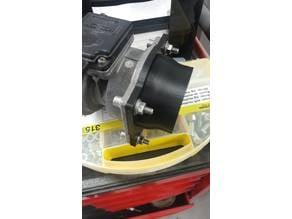 "Nissan SR20 MAF-adapter 3"""