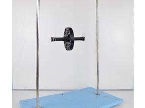 Maxwell's Wheel (inertia wheel)
