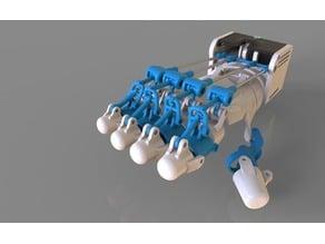 CRE-006 Flexon Power Grip Exoskeleton - Huced Despro ITS