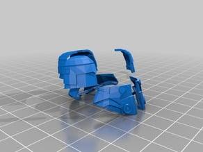 Imperial Helmet (Ex .PDO) Now Printable