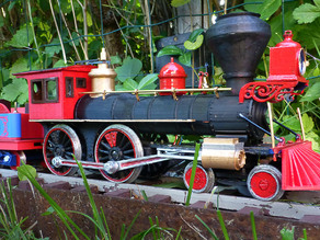 US Western locomotive 1_scale 1:32