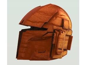 """Madalorian Concept Helmet """"Beskvinn"""" by Red Star"""