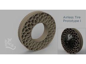 Airless Tyre Prototype I