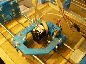3DP (3D Inkjet Powder) printer