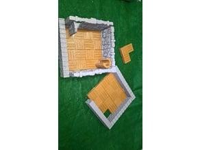 OpenLock Adapter- Wood Corner