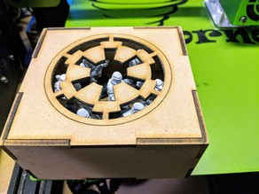 Star Wars Legion Squad Box (laser cut)