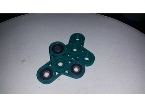 SPINNER WITH BUILT IN 608 BEARING