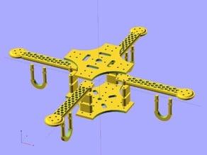 Ekobots - Quadcopter frame.