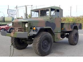 M35A2 Wheels