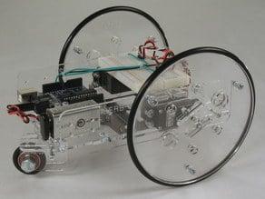 Arduino Controlled Servo Robot