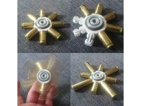 Bullet Shell Spinner