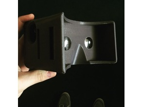 VR Headset for iPhone 6 Plus (google cardboard upgrade)