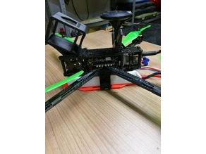 """Amax Inno Freestyle 5"""" / 7""""  Lipoplate and GPS Mount"""