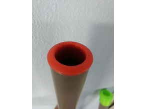 Didgeridoo mouthpiece for DN 40