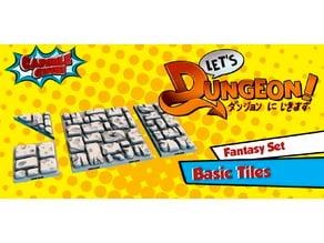 Let's dungeon basic set