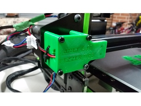 Anet E10 X Axis End Stop Switch Upgrade