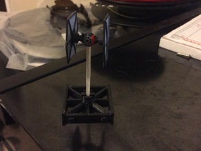 Micro Machine to Fantasy Flight Miniatures Small Base