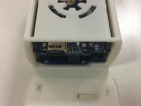 Box arduino uno + shield ethernet