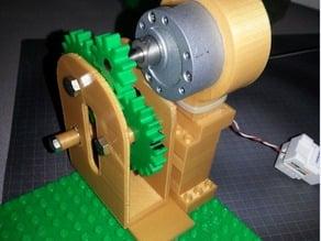 10:1 Gear Box