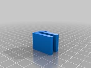 My Customized Prusa i3 Berlin filament guide