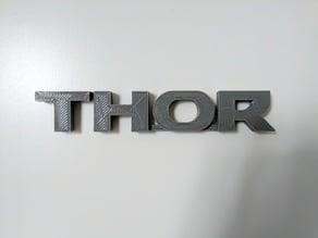 Thor Logo (Marvel)