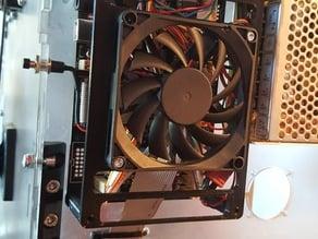 80mm Fan PCB Cooler for Velleman Vertex K8400