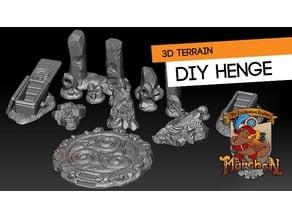 DIY henge kit