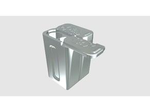 4x 18650 Accus box