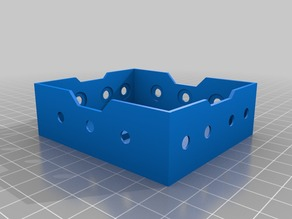 Box 80x70x26 Modular Organizer