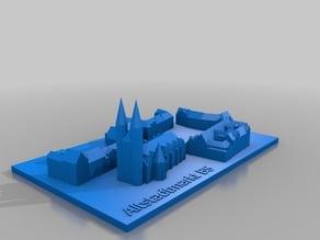 Altstadtmarkt Braunschweig - 3D city model