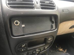 Iphone 6 (s) dock peugeot 206 (replaces radio)