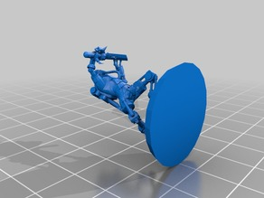 Martian Oxide Strollers