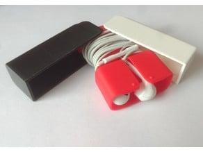 Earbud Holder for Apple Earbuds