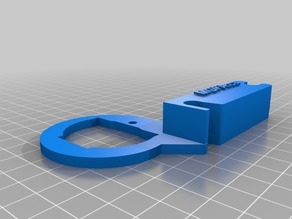 From Wade Extruder to Bowden convertion mount