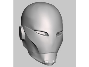Classic Iron Man Helmet