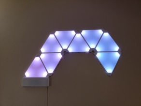 Magnetic Triangular LED Lights (Nanoleaf)