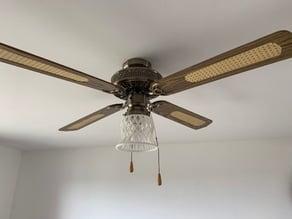 Light bulb Cover For Ceiling Fan / Abat Jour Pour Ventilateur De Plafond