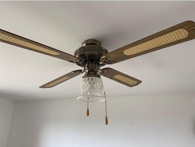 Light Bulb Cover For Ceiling Fan Abat Jour Pour Ventilateur De