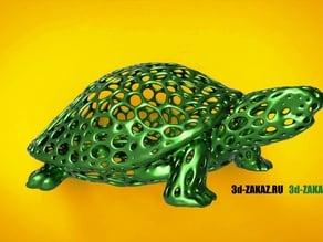 Hungry Turtle style Voronoi. Remix.