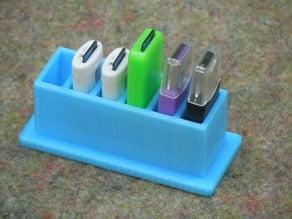 USB Drive Holder