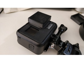 GoPro 7 Black Lens Cover