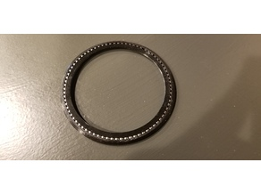"3.175mm (0.125"") Ball Slewing Bearing"
