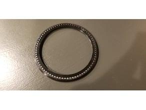 "3.175mm (0.125"") Ball Slewing Bearing"