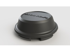 Honda Rear Whel Cap