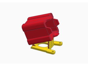 FlosStyle Hawkeye FireFly Micro Adjustable TPU Mount [beta]