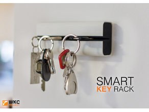Smart Key Rack