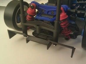 Latrax rear diffuser